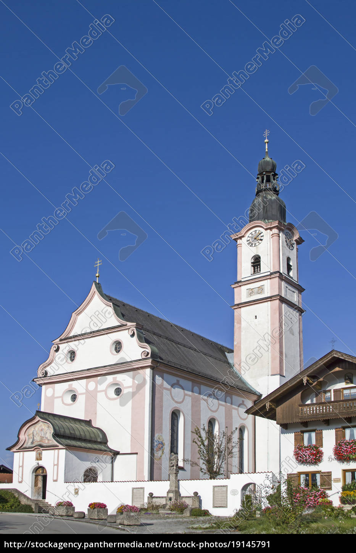 iglesia, parroquial, de, san, martín, en - 19145791
