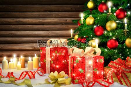 decoracion con gusto para navidad con