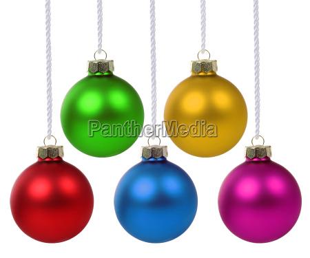 christmas balls christmas balls colorful decoration