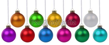 christmas balls christmas many colorful balls