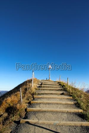 alpes caminata cumbre destacados climax pico