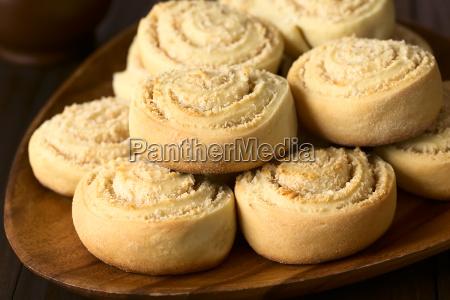 comida dulce pastel lindo coco galleta