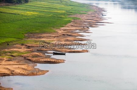 erosion barco tags paisaje naturaleza banco