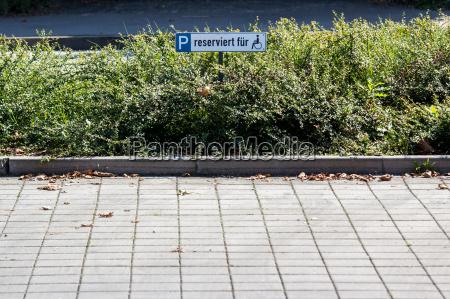 senyal trafico senyal de trafico estacionamiento