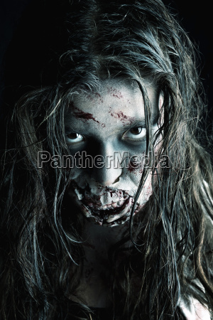 chica zombie