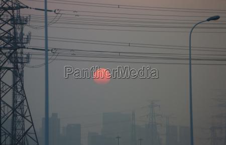 niebla con humo la globalizacion la
