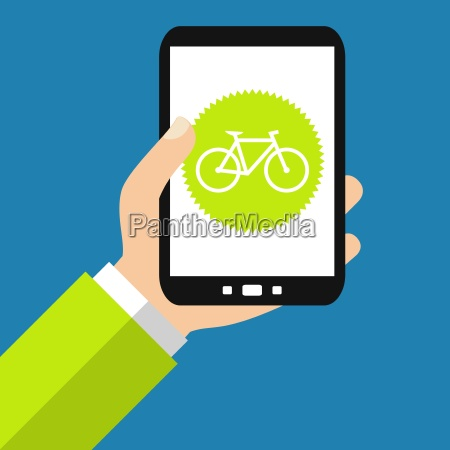 everything about cycling on the smartphone