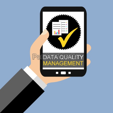 data quality management on the smartphone