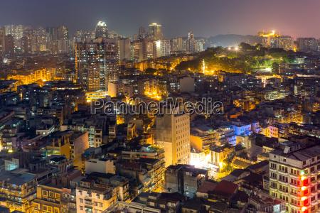 torre horizonte china marca macao