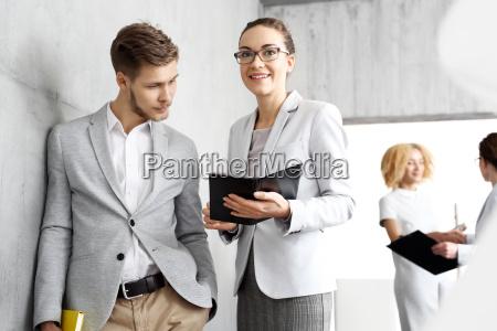 analisis de documentos presentacion de negocios