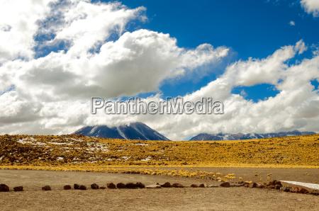 beautiful chilean landscape