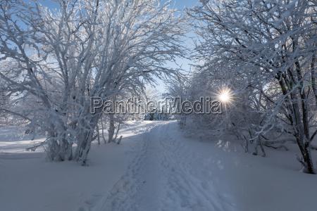 kreuzberg en invierno
