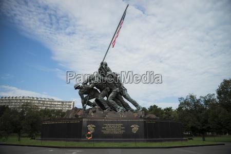 estados unidos arlington memorial de guerra
