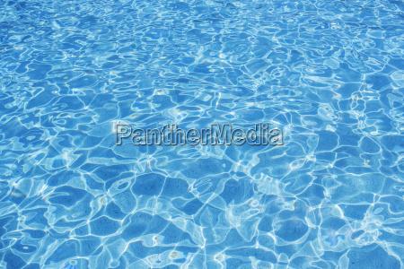 textura de la piscina