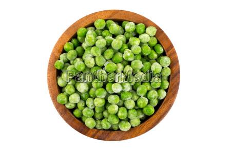 guisantes congelados verdes