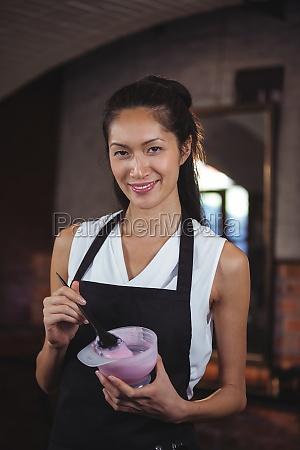 mujer risilla sonrisas hermoso bueno trabajo