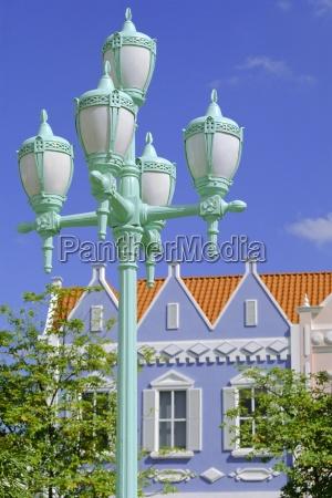 azul casa construccion objeto paseo viaje