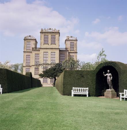 hardwick hall derbyshire england united kingdom