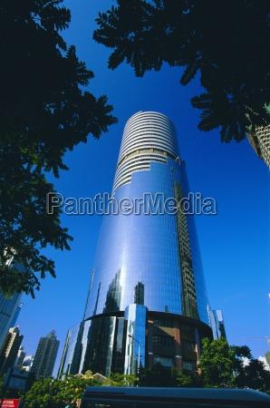 centro de desarrollo de shenzhen ciudad