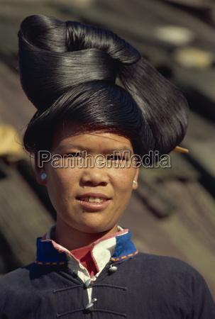 peinado de miao ninya provincia de