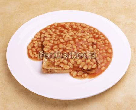 comida pan primer plano interior color