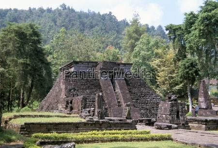 el templo del siglo xv de
