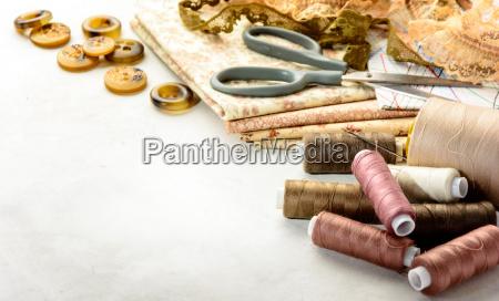 textil aguja caballo de batalla tejido