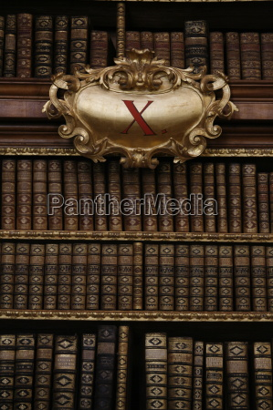 library at the abbey of melk