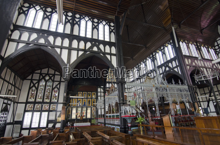 religioso madera catedral horizontalmente fotografia foto