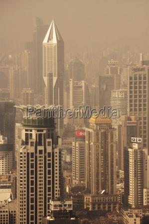 paseo viaje ciudad asia al aire