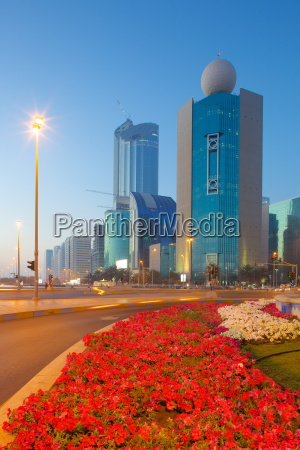 azul arquitectura ciudad color moderno flor