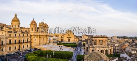 st nicholas cathedral noto cathedral church