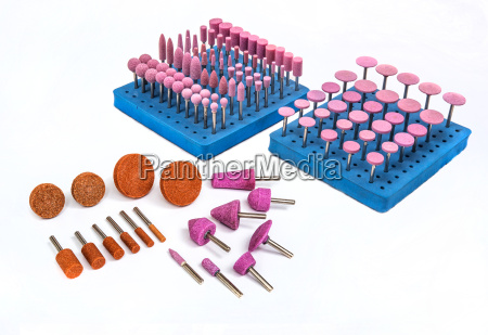 grinding polishing industrial drill bits tool