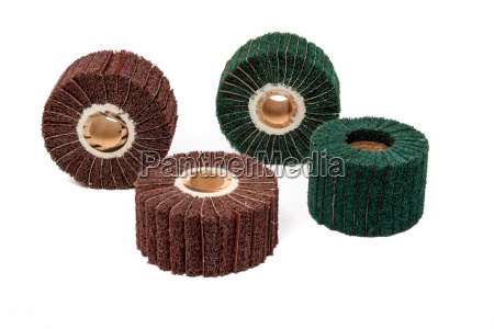 grinding sanding and polishing wheels
