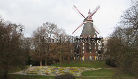 primavera hanseatica ciudad molino el norte