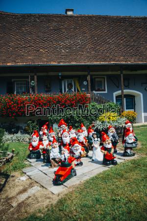 jardin austria al aire libre fotografia