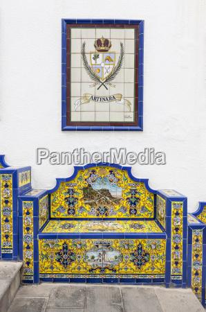 azul escribir paseo viaje simbolico espanya
