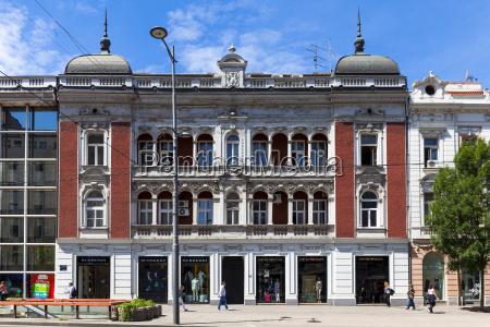 serbia belgrad novi beograd savski venac