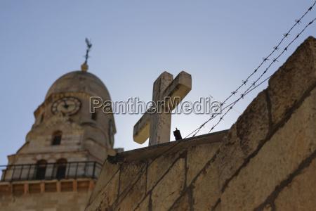 torre paseo viaje religion al aire