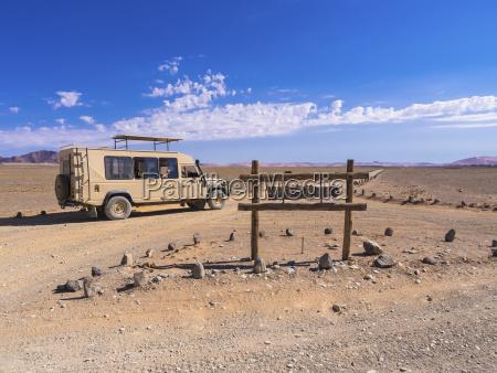 paseo viaje desierto namibia camino de
