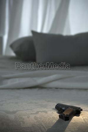peligro espacio cama alemania asesinato fotografia