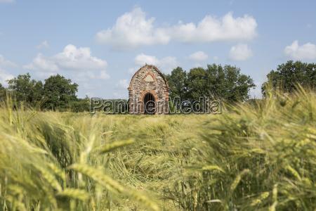 agricultura nube campo alemania al aire