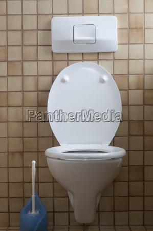 alemania fotografia foto abierto wc lavabo