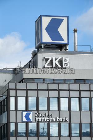 suiza canton de zurich zurich fachada