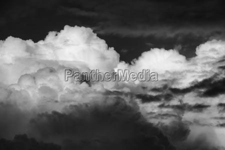 alemania nubes de cumulonimbus