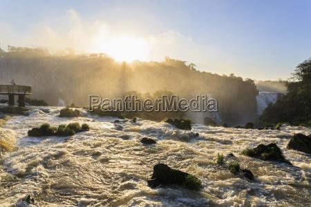 sudamerica brasil parana parque nacional iguazu