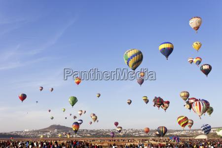 mexico leon festival del globo