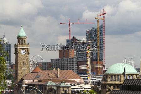 casa construccion torre paseo viaje ciudad