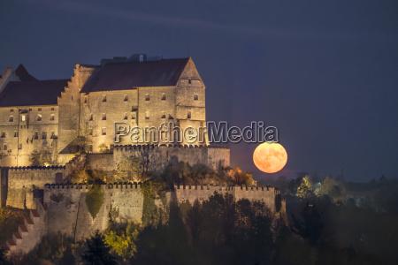 paseo viaje historico noche luna baviera