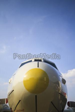 germany hamburg aircraft nose